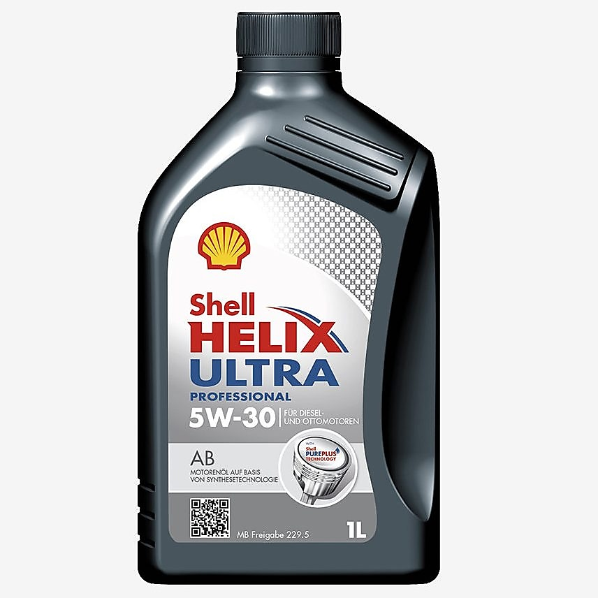 Verpackungsfoto Shell Helix Ultra AB 5W-30