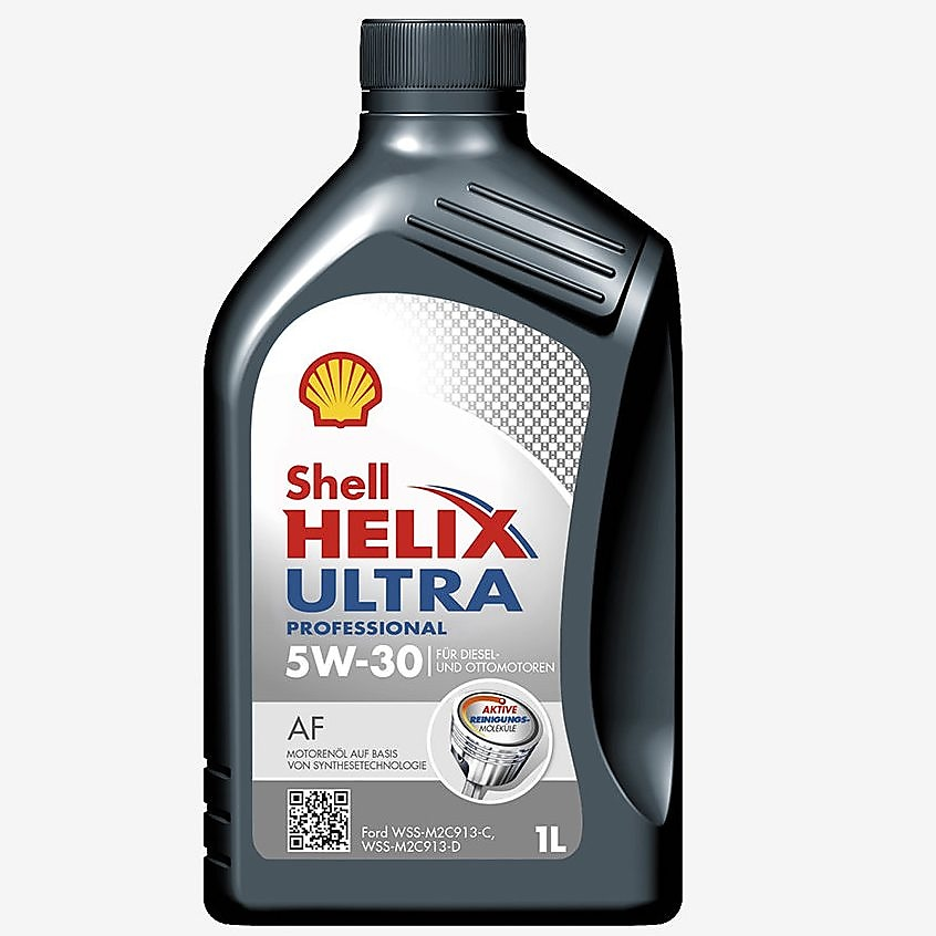 Verpackungsfoto Shell Helix Ultra Professional AF 5W-30
