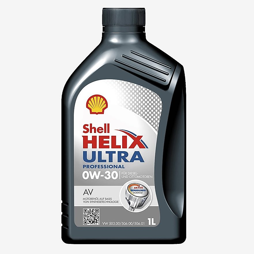 Verpackungsfoto Shell Helix Ultra