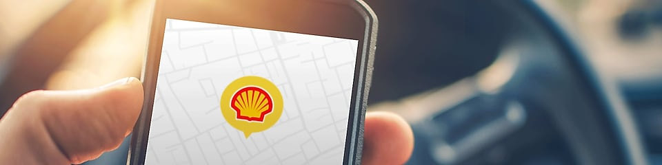 Bienvenue à l'application Shell Recharge